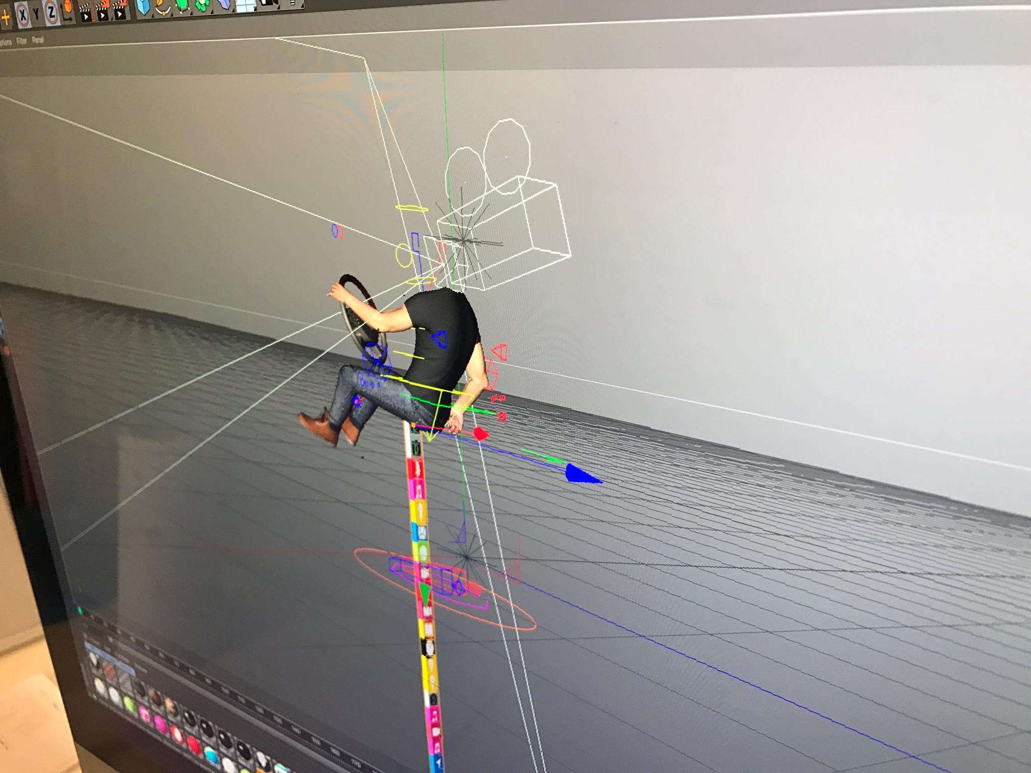 animatsioonide tootmine