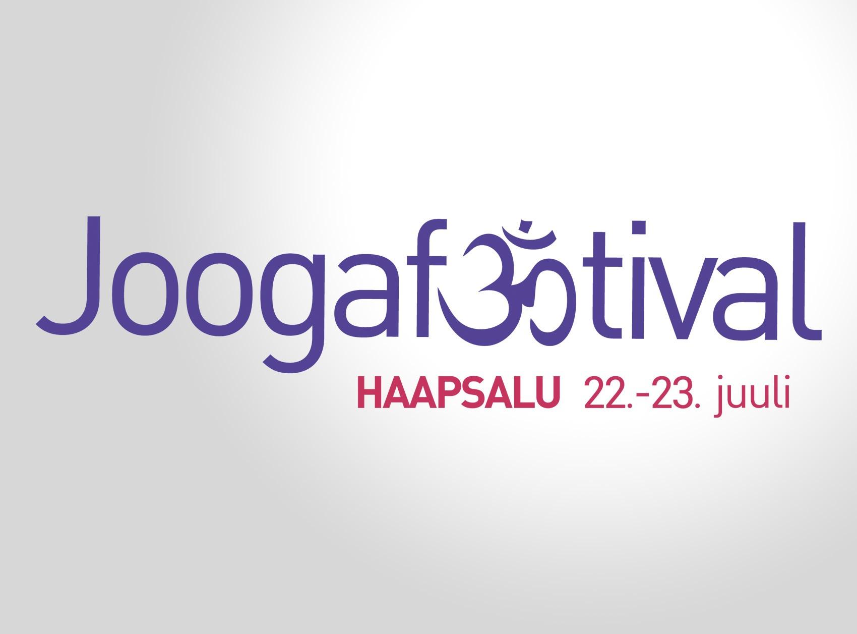 Logodisain: Joogafestival