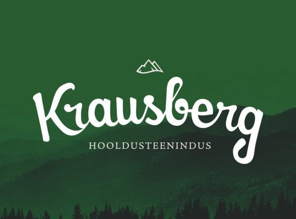 Krausberg logodisain