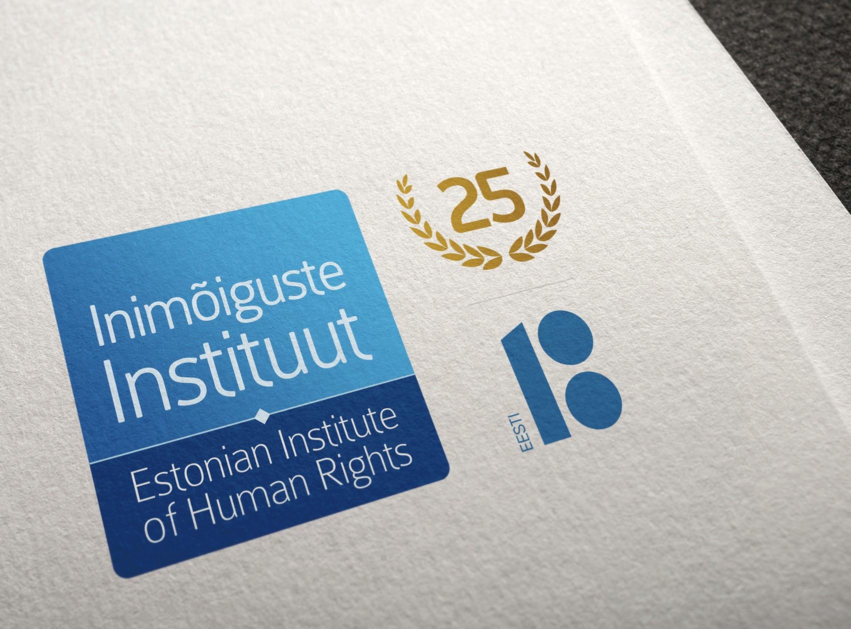 Logodisain: Inimõiguste Instituut