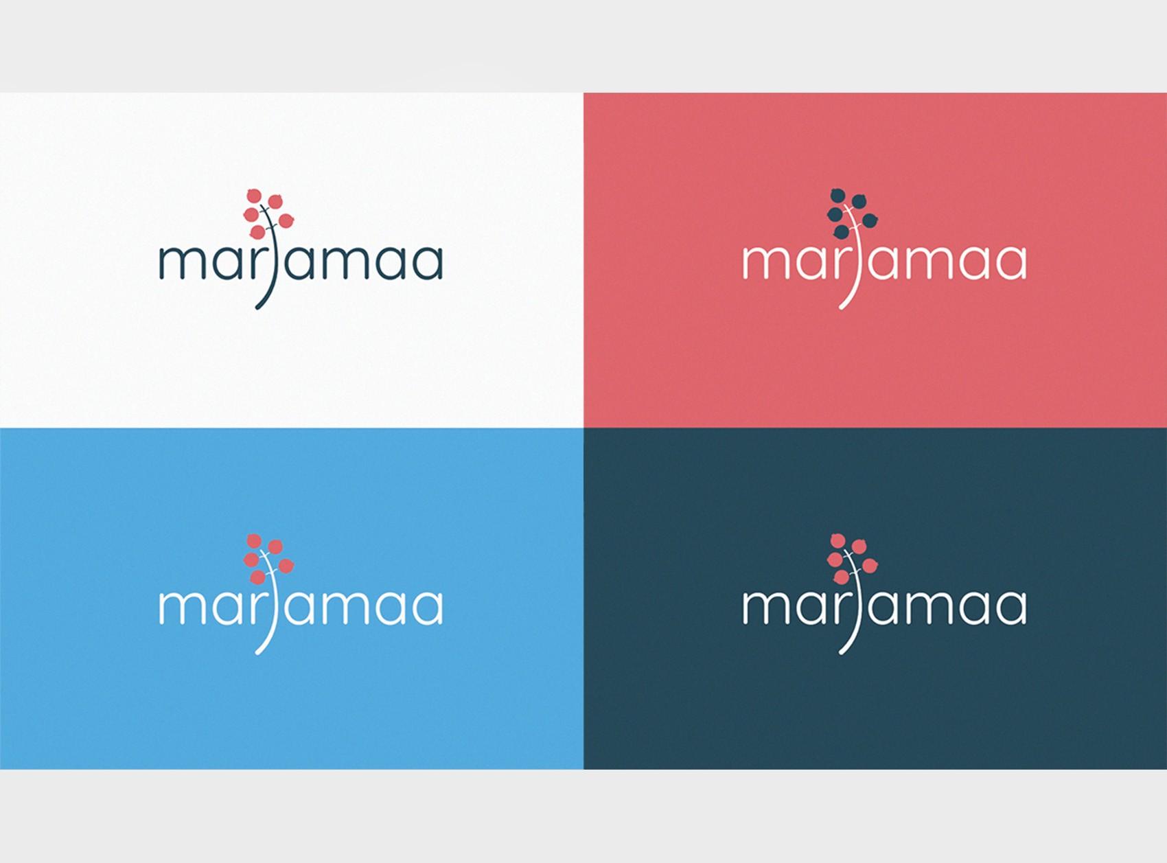 Logodisain: Marjamaa