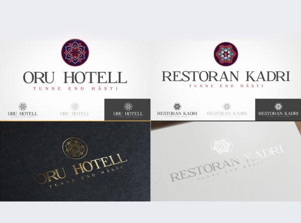 Logodisain Oru hotell