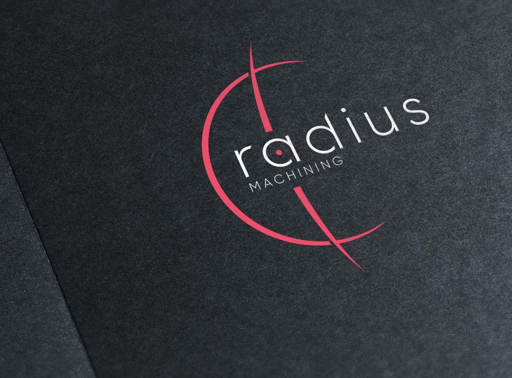 Identity Design: Radius Machining