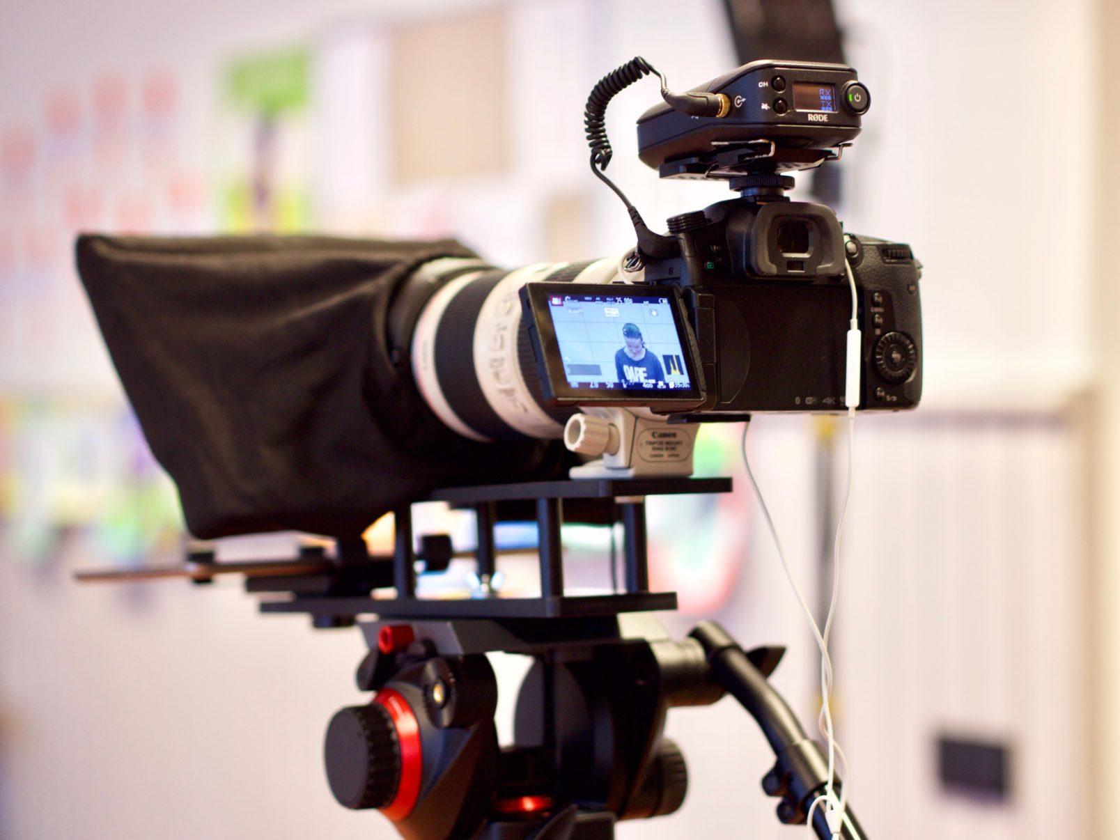 Videoproduktsioon, videote tootmine ja filmimine