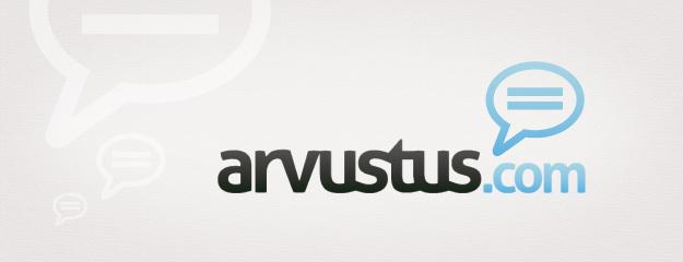 Arvustus.com visuaalne identiteet