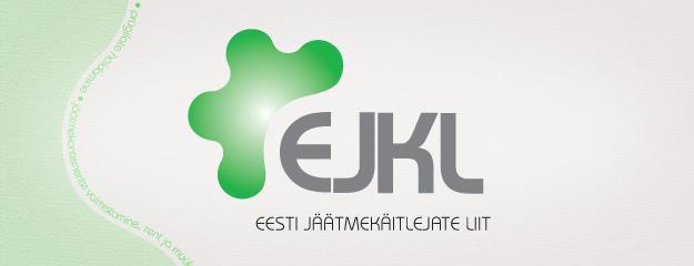 Eesti Jäätmekäitlejate Liit (EJKL) logo